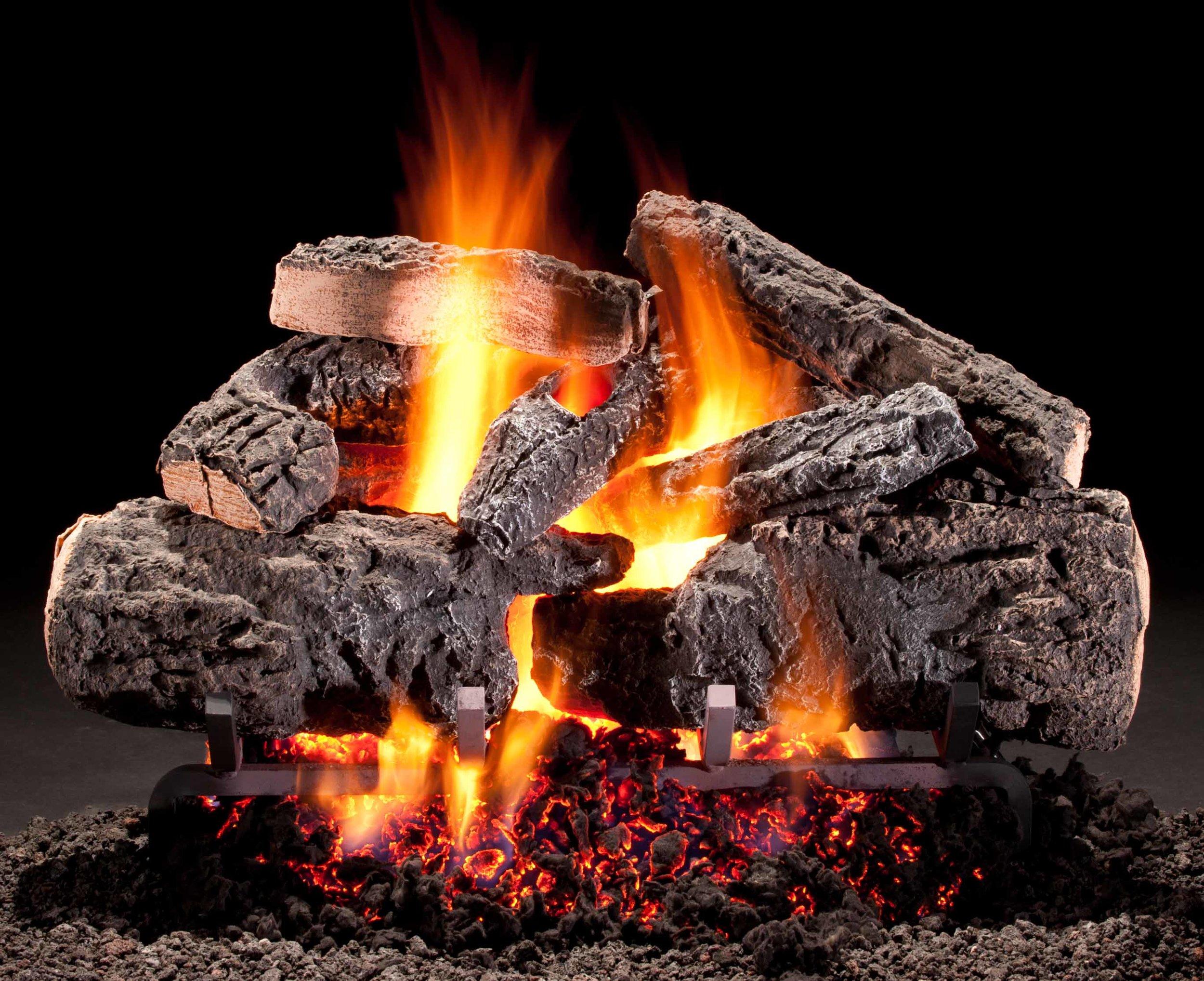 Hargove Cross Timbers Gas Logs