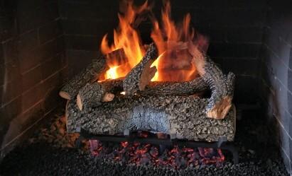 Yard Oak Gas Logs