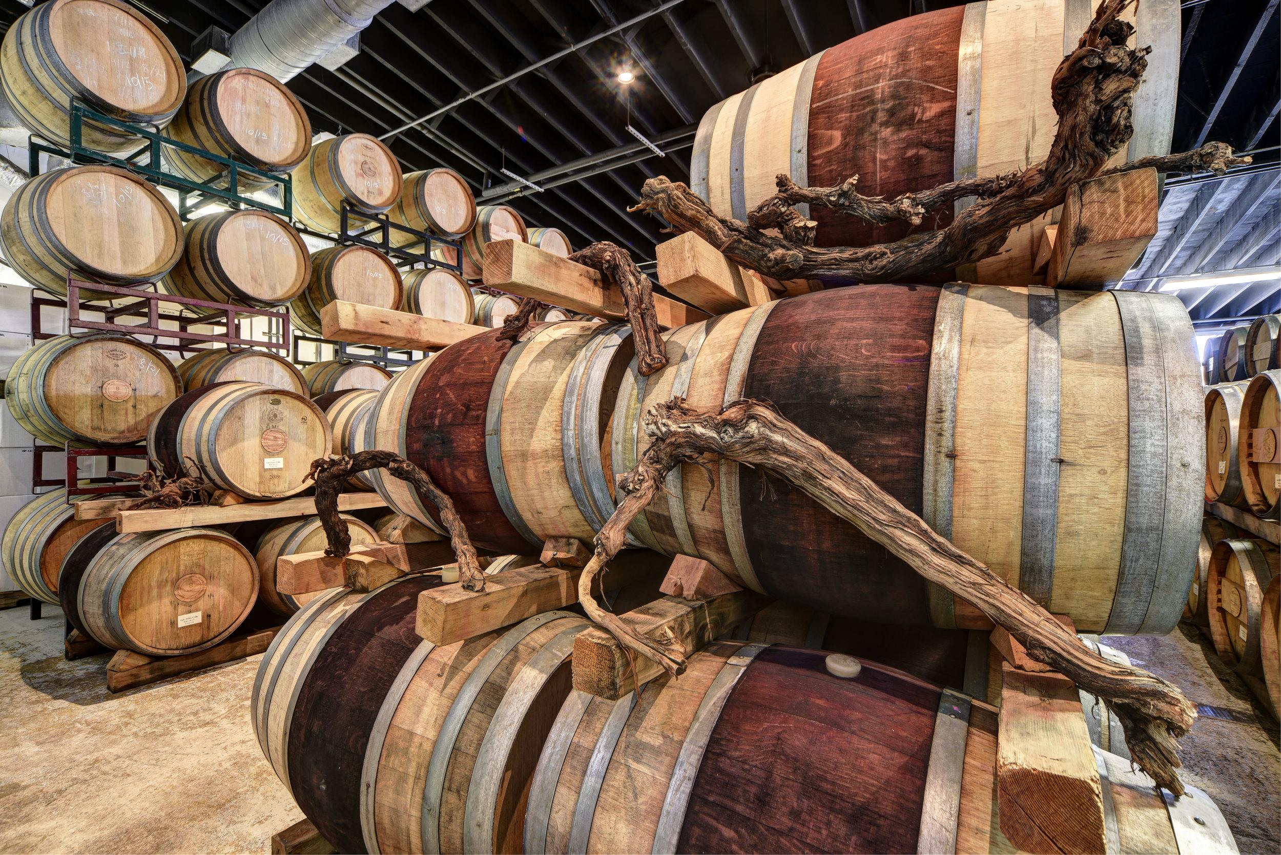 Barrel Room -