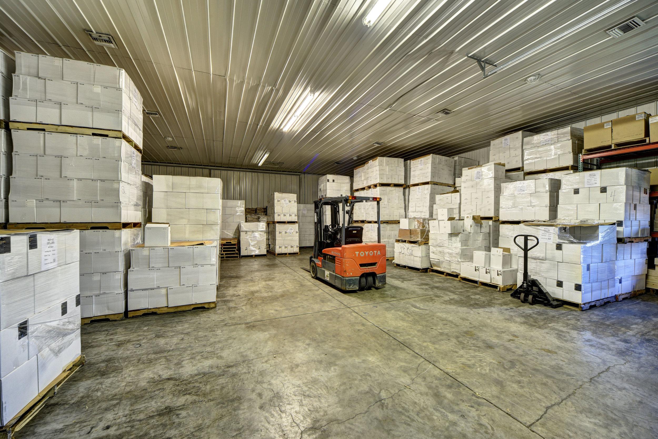 Case Storage -