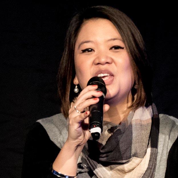 Charmaine Croxson  Worship Team Leader