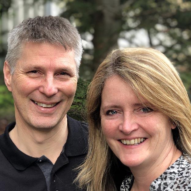 Steve & Fiona Miles  Family Training & Support