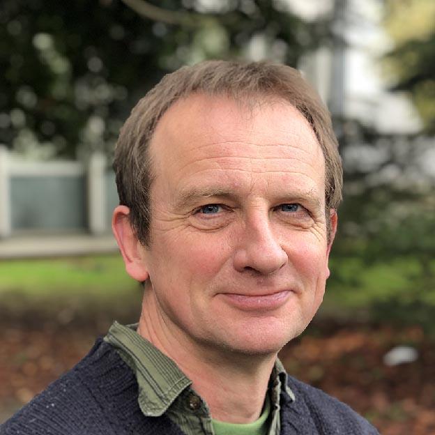 Richard Gill  Children's Team Leader