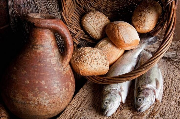 """All we have are 5 loaves and 2 small fish..."""" - by Pastor Charmaine — C3 UnitedLife"""