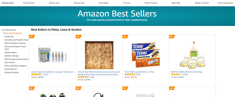 best selling amazon product