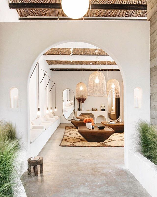 Our friday inspiration comes from the place in which we commune with most. The @amanustudio was concepted by @anitapatrickson as a place to consume consciously, and and connect with the products we hold closests to ourselves.  #IamKenette #Inspiration #IamKenette #Hotel #mytravel #travel #vacation