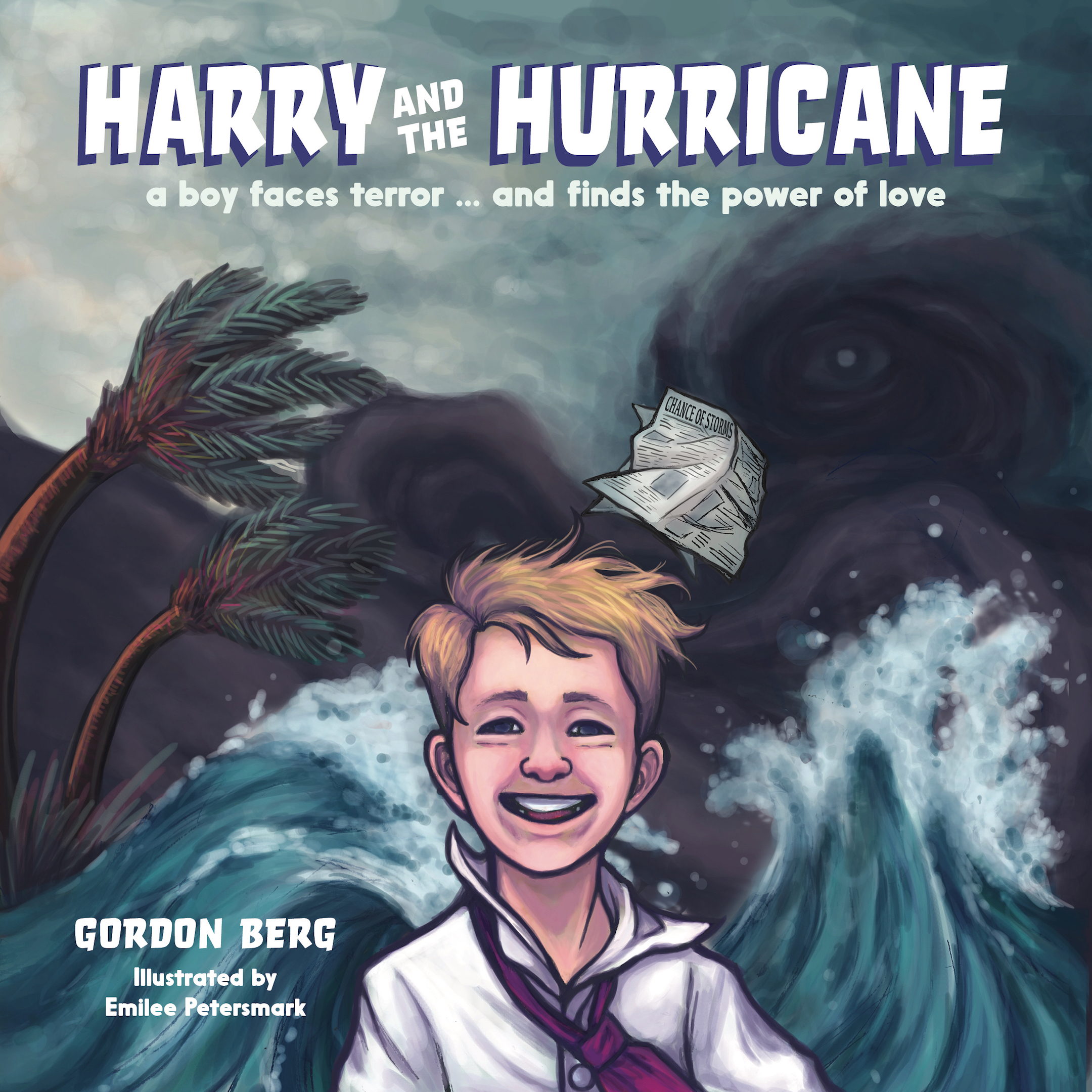 """A dramatic and absorbing tale of a historic storm."" — Kirkus Reviews - ""Dramatic! Enthralling! The destructive fury of a wicked storm leaves a lifelong imprint tempered by time and the strength, generosity and compassion of the human spirit.""— Sue Bumpus, Hurricane Hugo survivor, 1989"