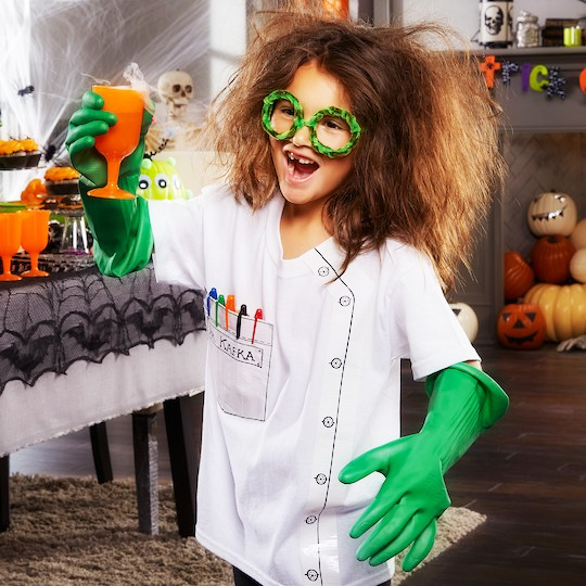 Unleash your inner Mad Scientist!