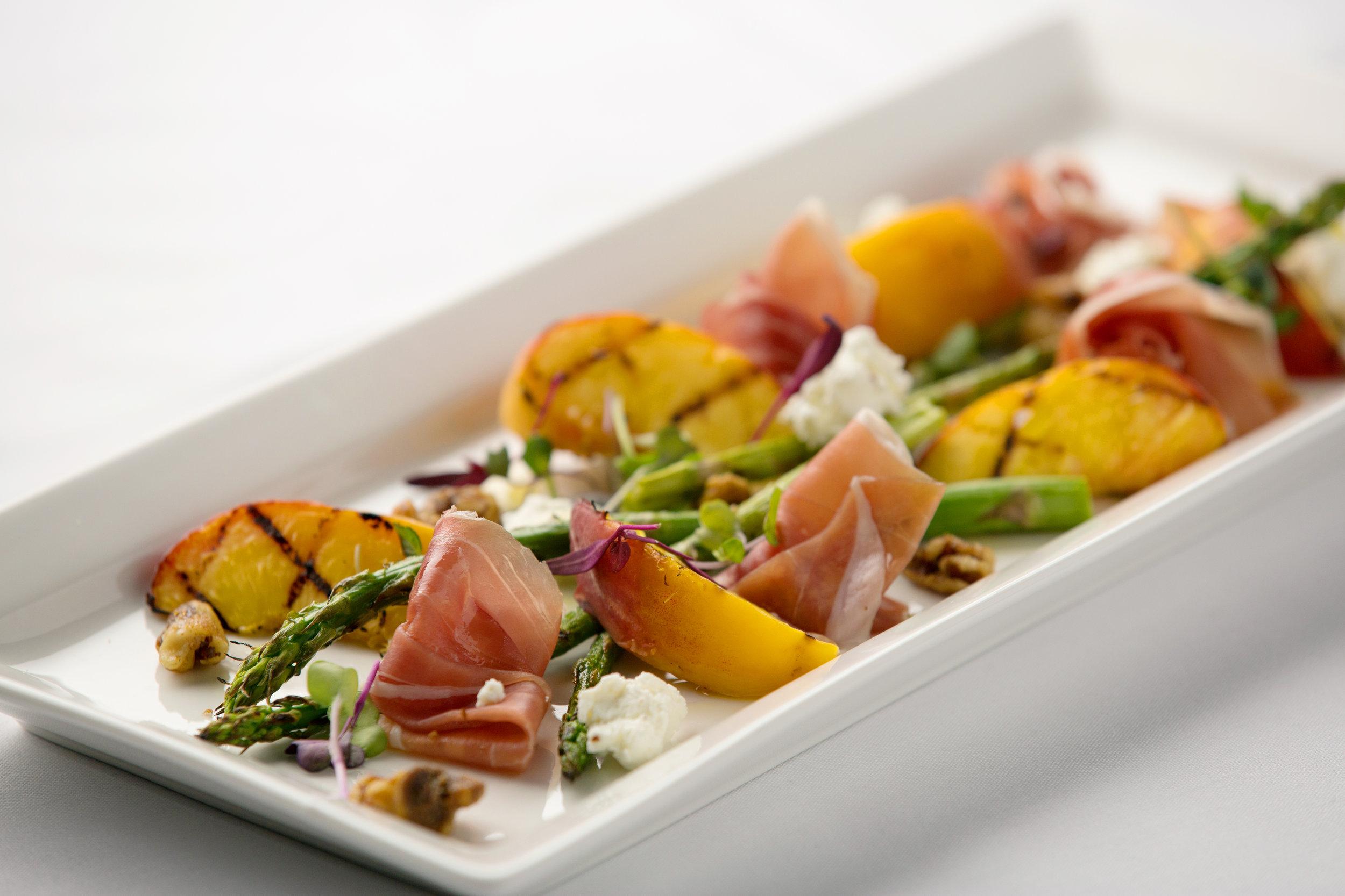 The Palate Food - Asparagus + Peaches copy.jpg