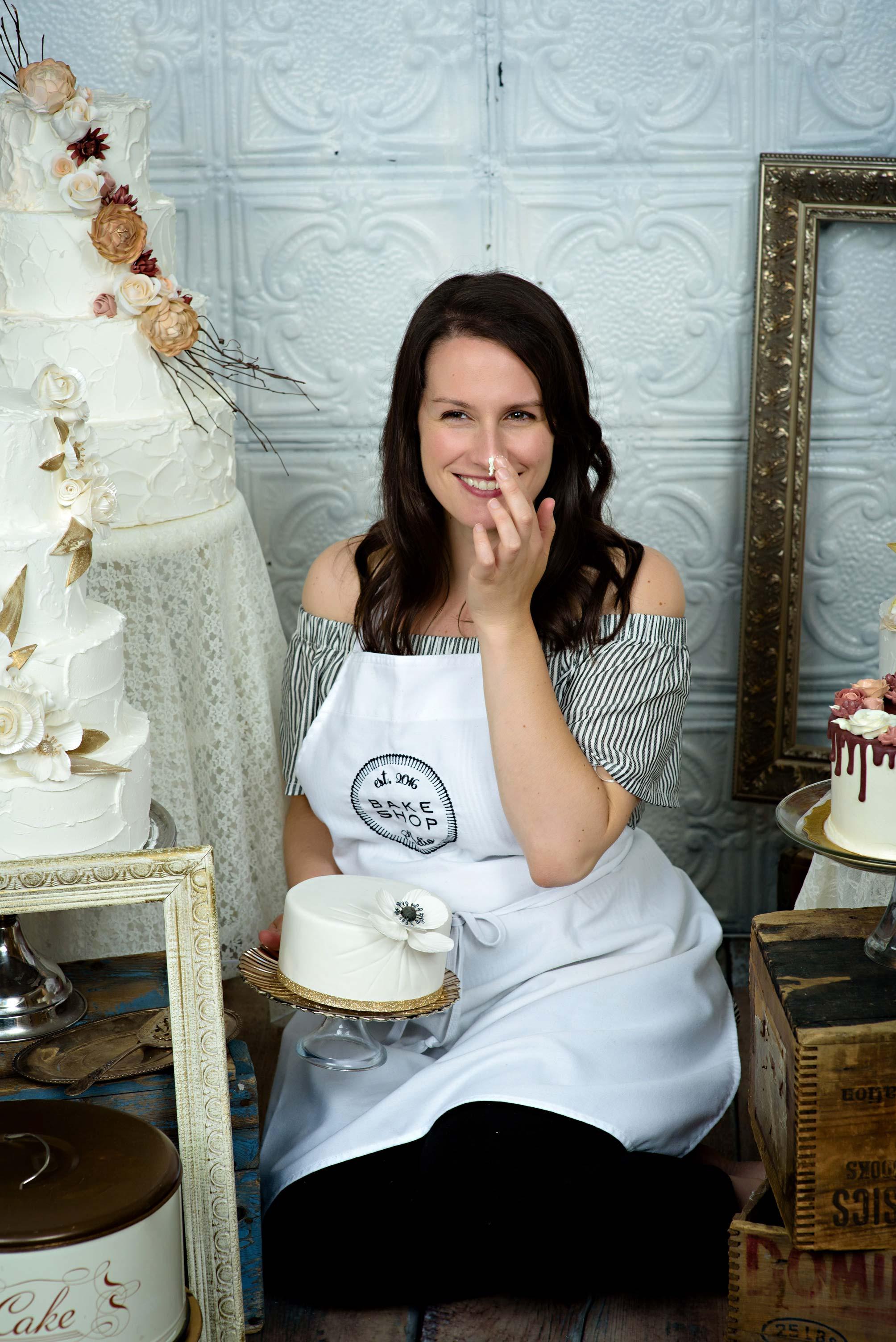 Kate St Laurent | Bake Shop Studio, London ON - Photo Credit HRM Photography INC.
