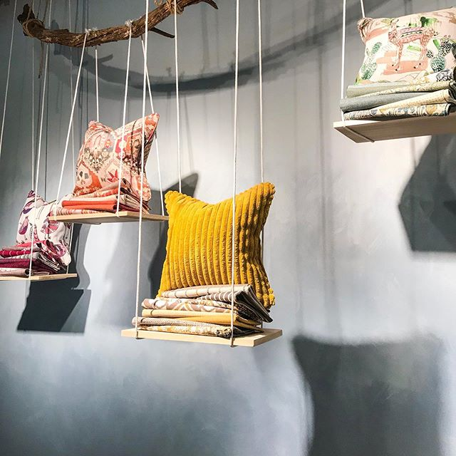Leaving #itashowtime feeling inspired and excited to get started on the fall line! 🛋💚🇺🇸 —————— #fusionfurniture #madeinamerica #homedecor #livingroomdecor #furnituredesign #fabric #textiledesign #furniture #livingroomdesign #livingroominspo