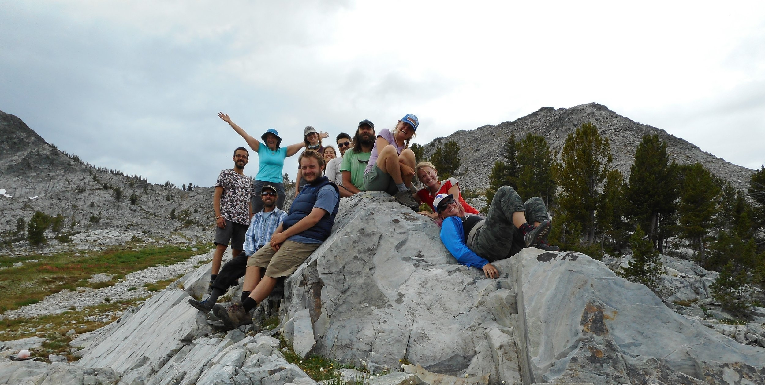 Relational Leadership Intensive Summer 2019 - Connect, remember, inspire, leadA three-week summer backpacking intensive on the Sacred Door Trail in southwestern, Montana.July 11 - July 31st, 2019
