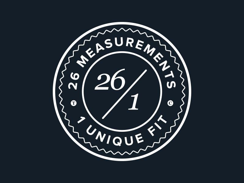 26/1 logo