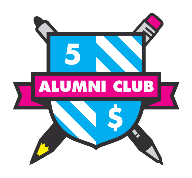 Alumni Club logo