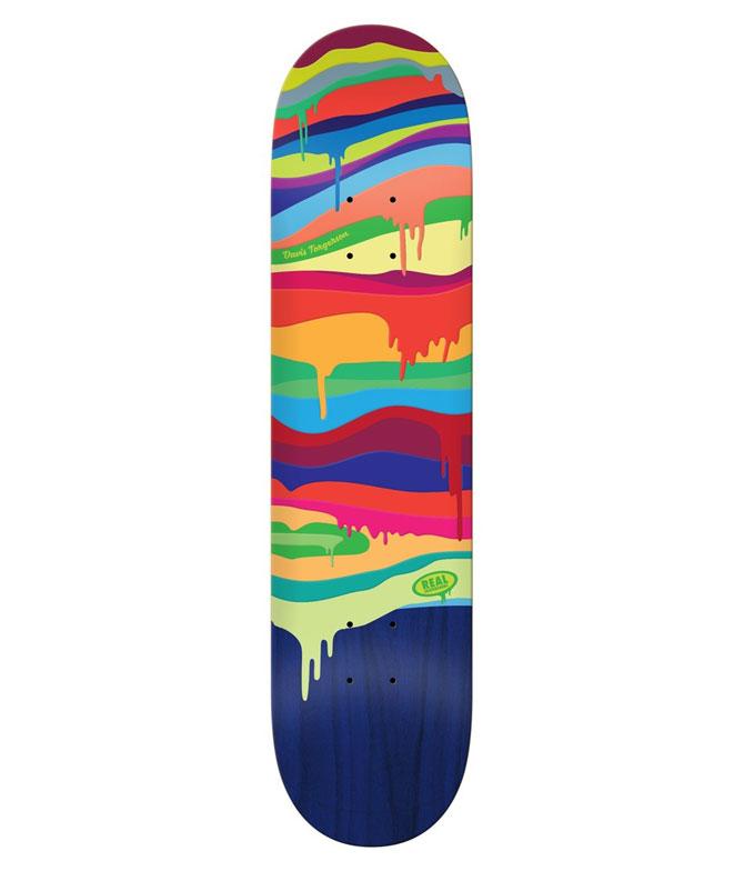 Melting Skateboard
