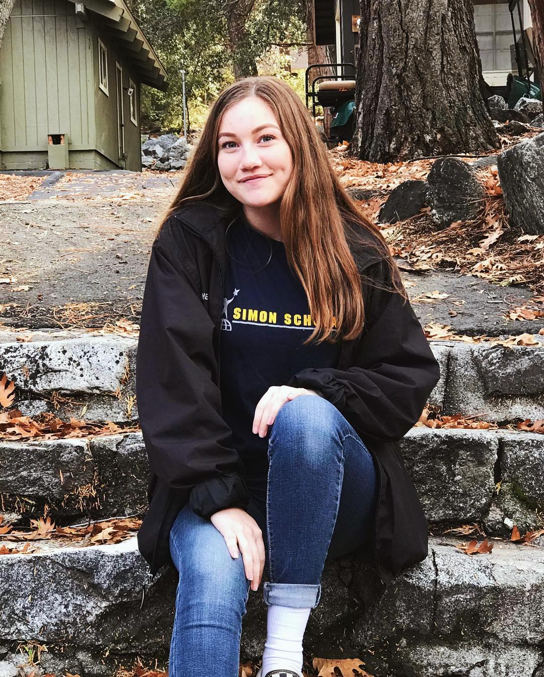 Hannah Jones  high school intern/coordinator
