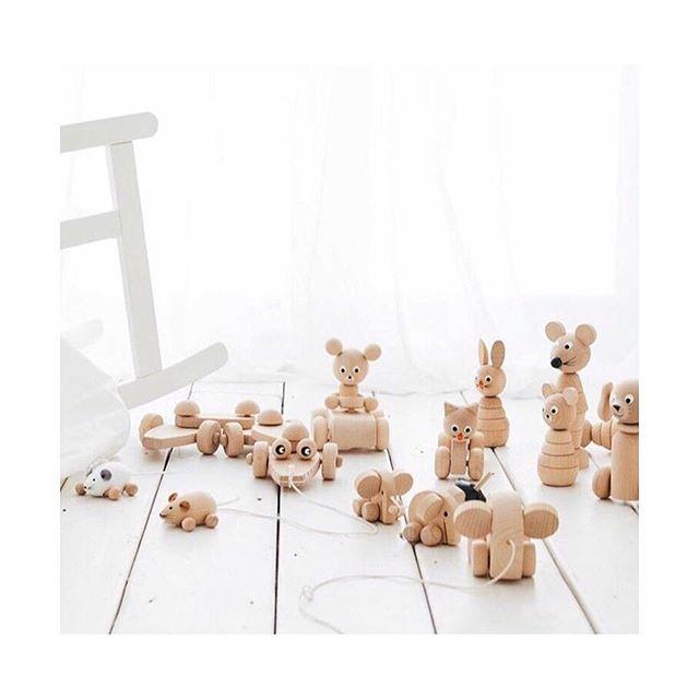 Toys to keep forever ❤️ #woodentoys #keepforever #kidsroom #kidsroomdecor #montessori #enfantterrible
