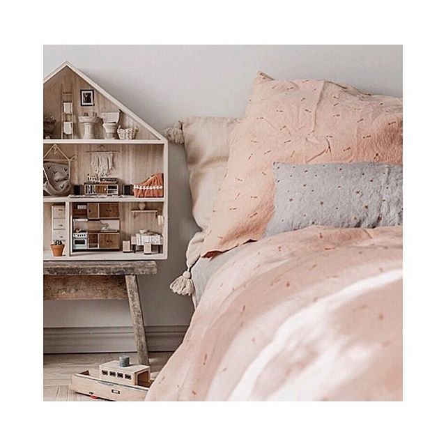 Today is a good day to stay in bed✨ Bedding available in different sizes and colors  #kidsroomdecor #kidsroom #bed #bedding #enfantterrible