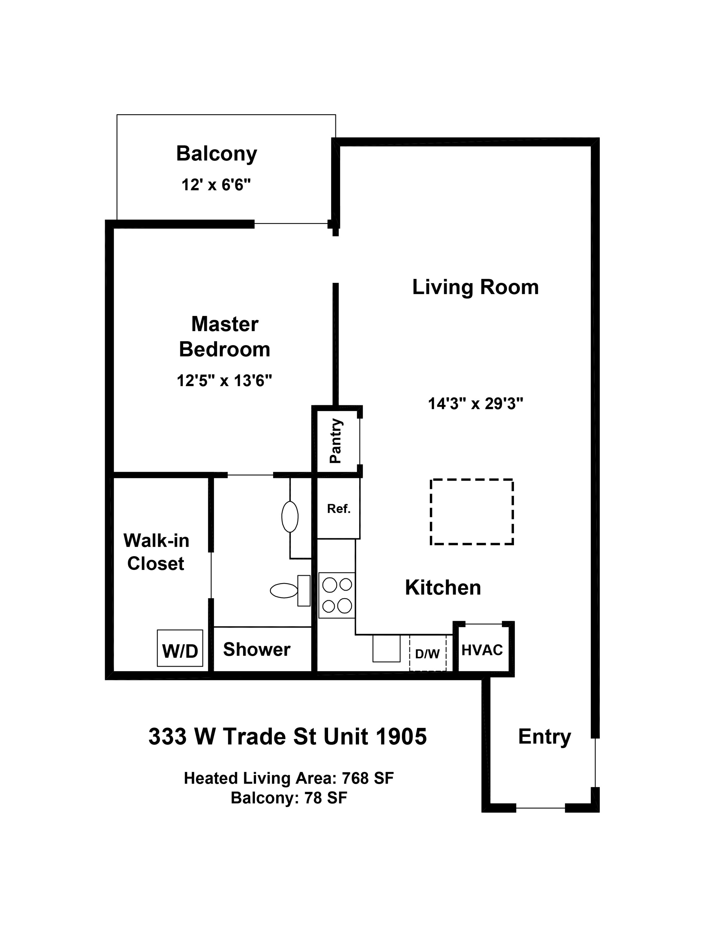 Floor Plan - 333 W Trade St #1905.jpg