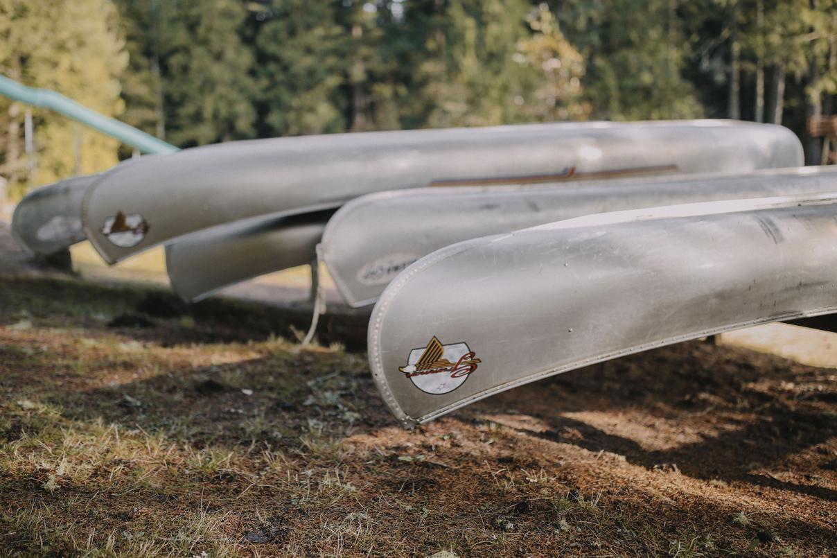 Sunset Lake Canoes