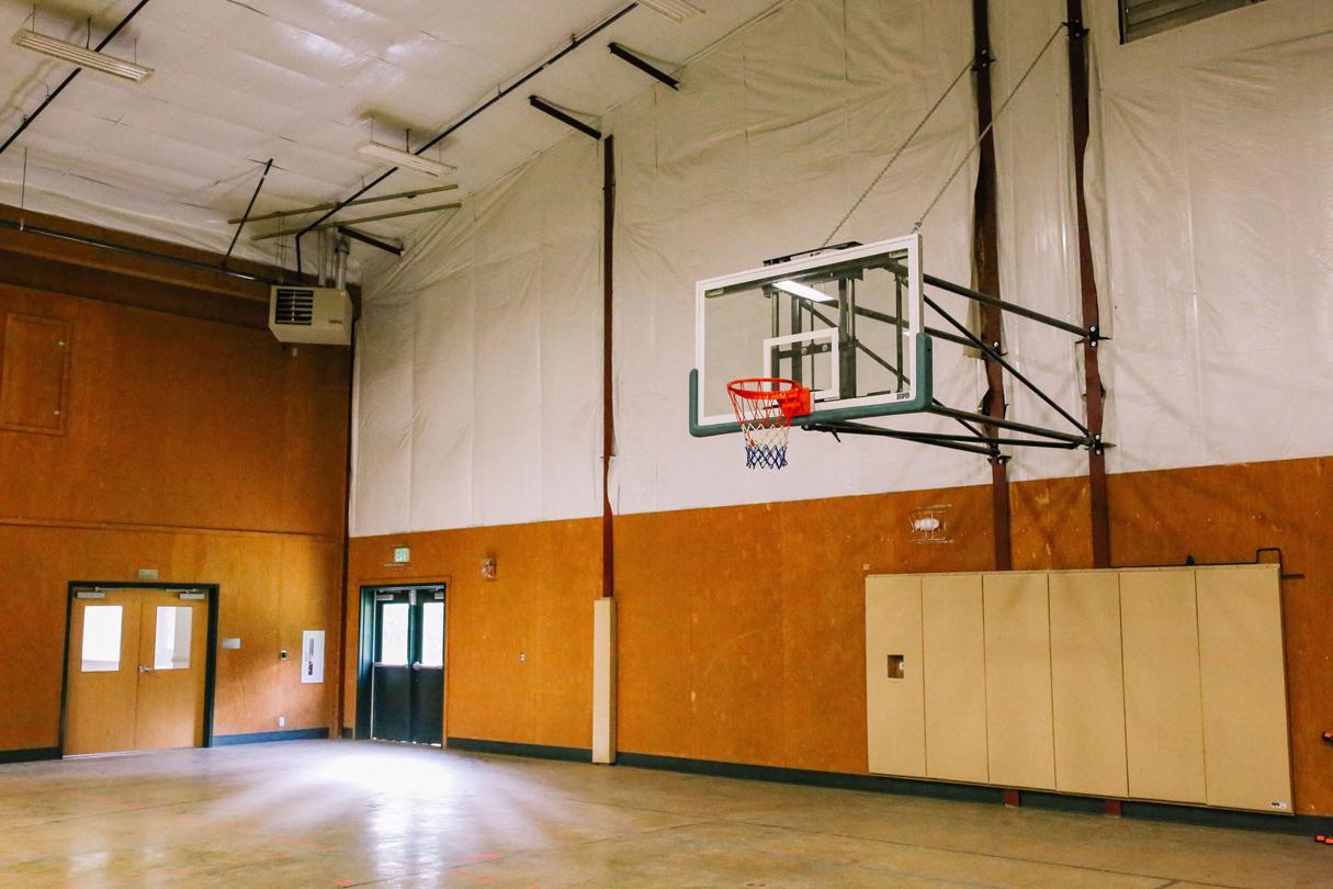 Sunset Lake Gymnasium