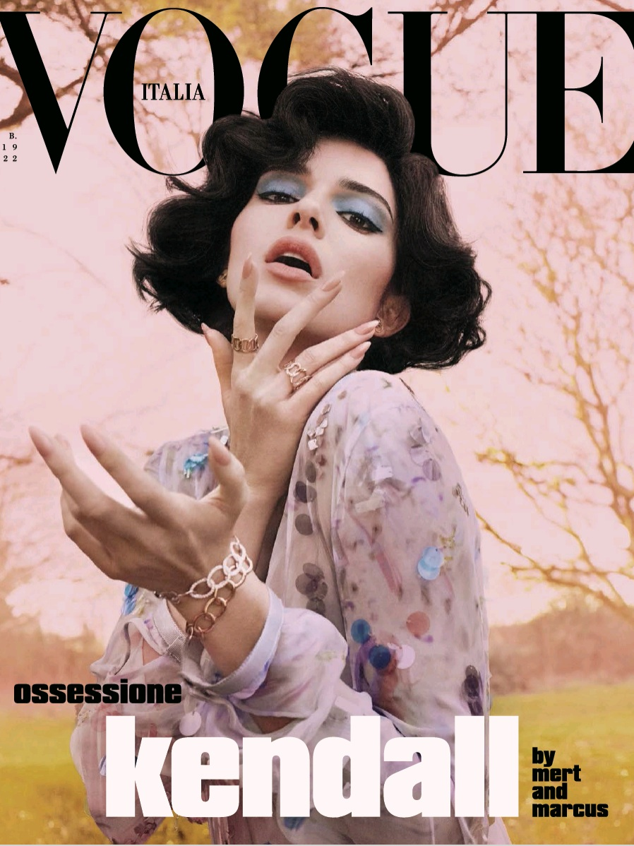 Vogue Italia - February 2019