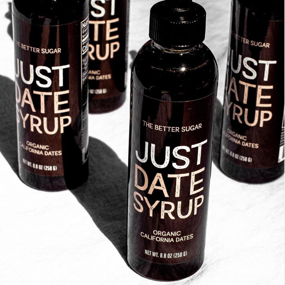 JUST DATE SYRUP -