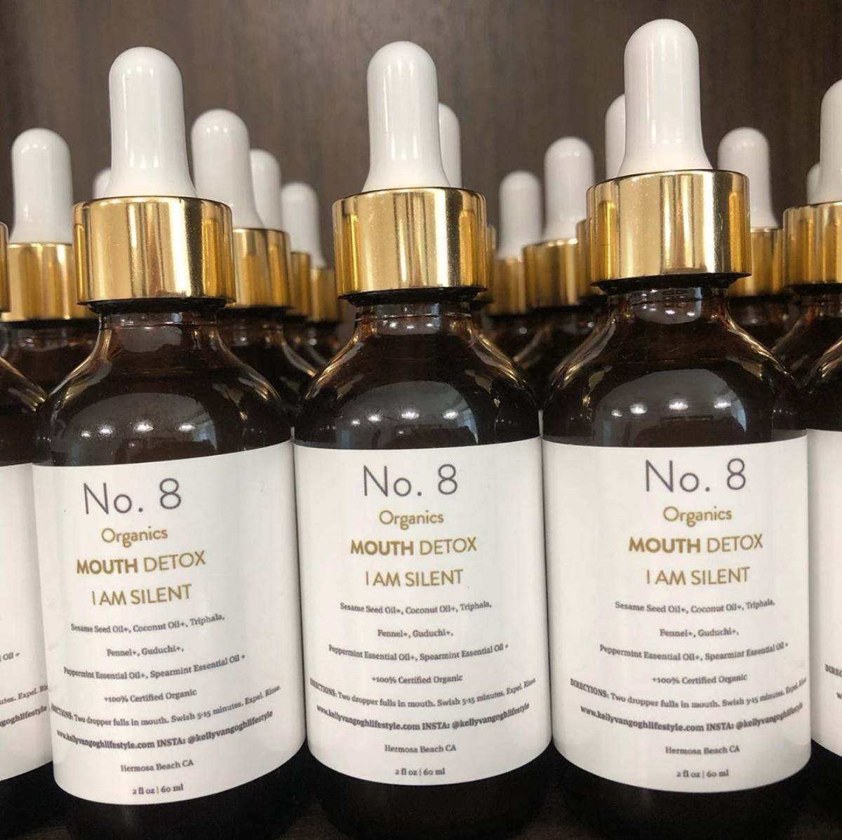 No. 8 Organics -