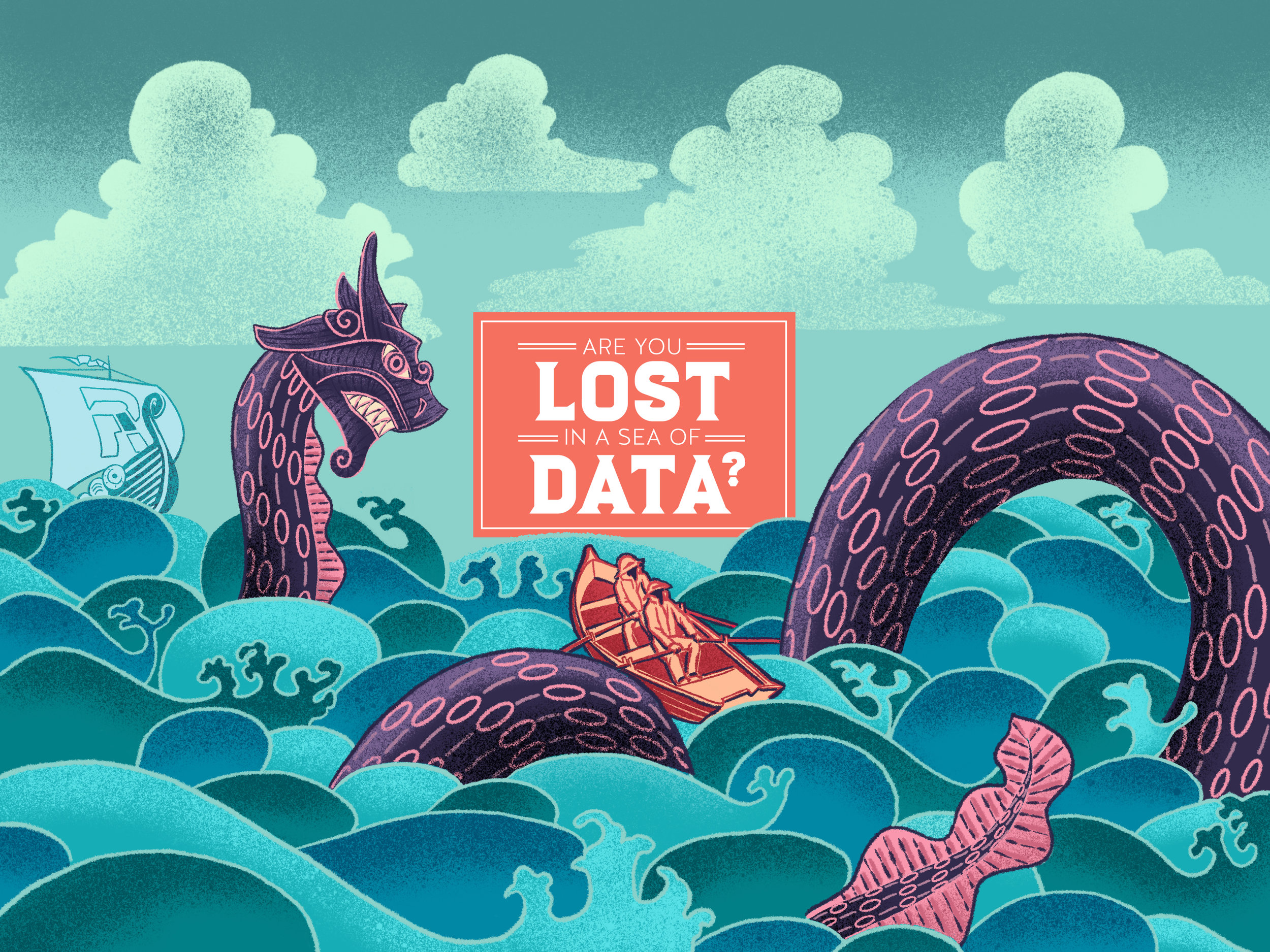 Lost in a Sea of Data?