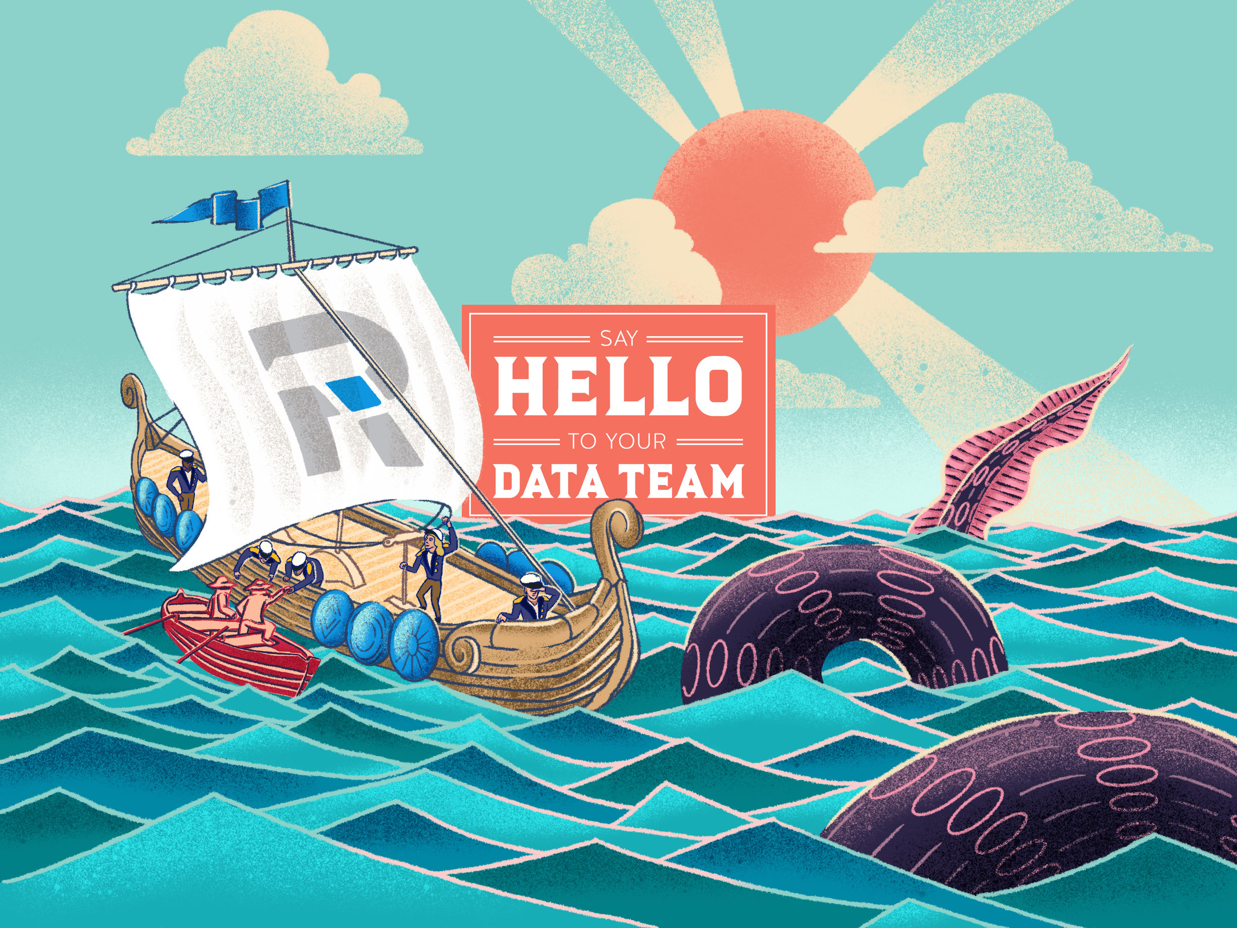 Say Hello to your Data Team