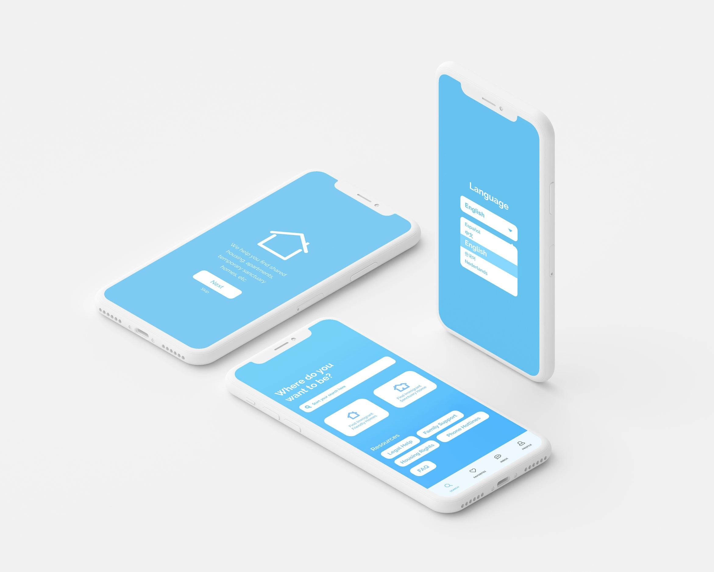 Open Home App