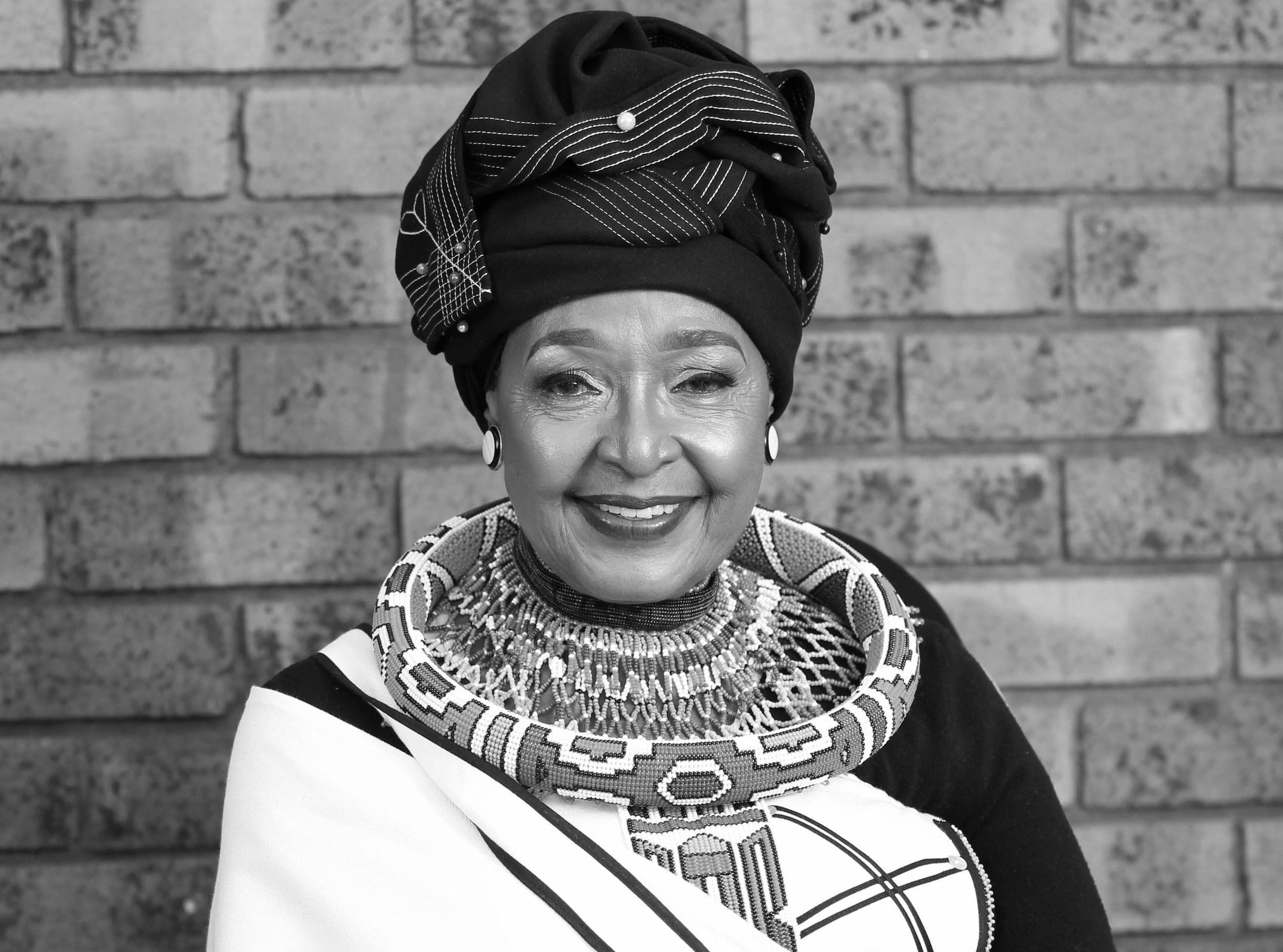 Winnie Madikizela-Mandela - Co Founder
