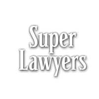 Super Lawyers award for top rated lawyer