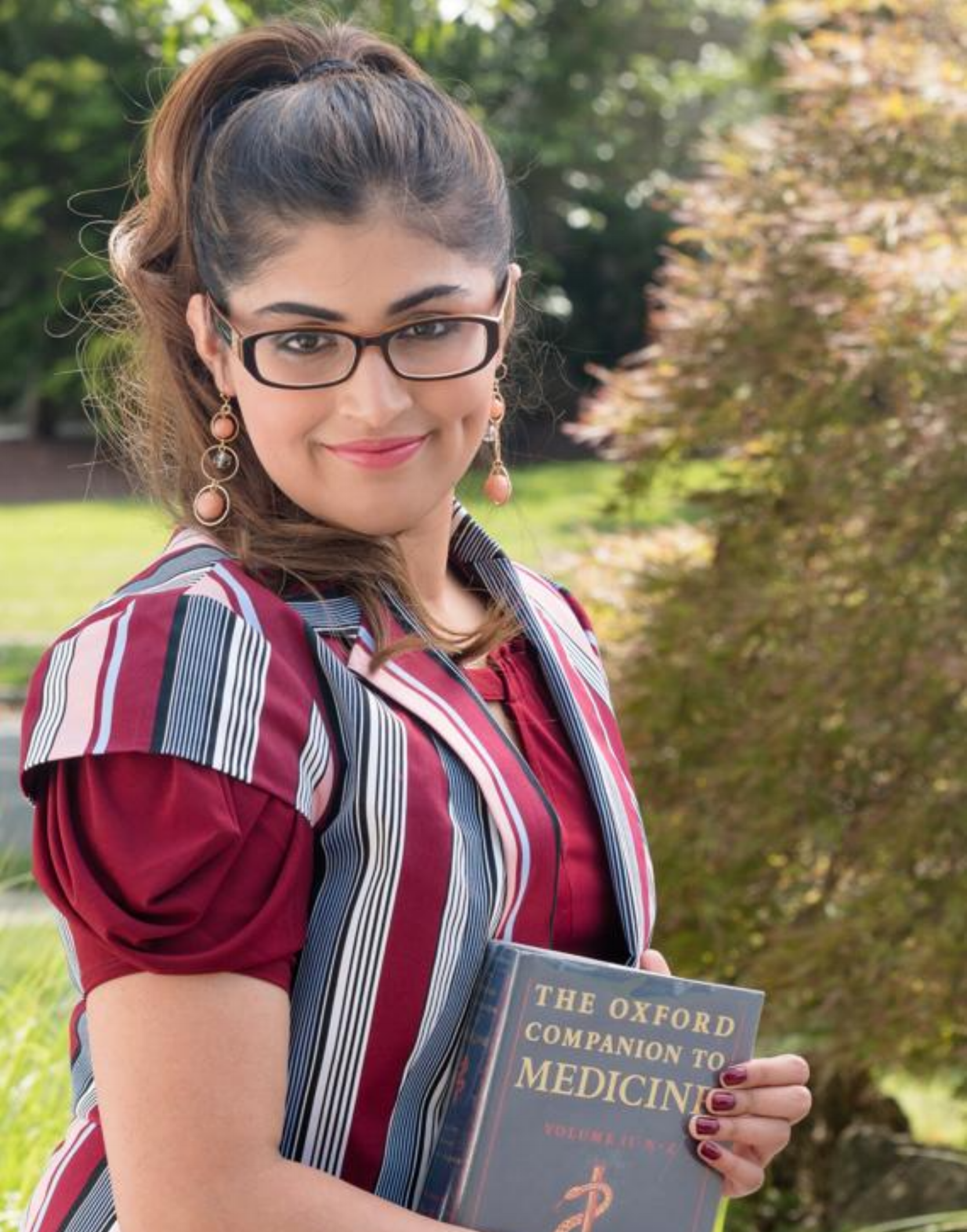 Priyanka Tiwari - Undergraduate Intern