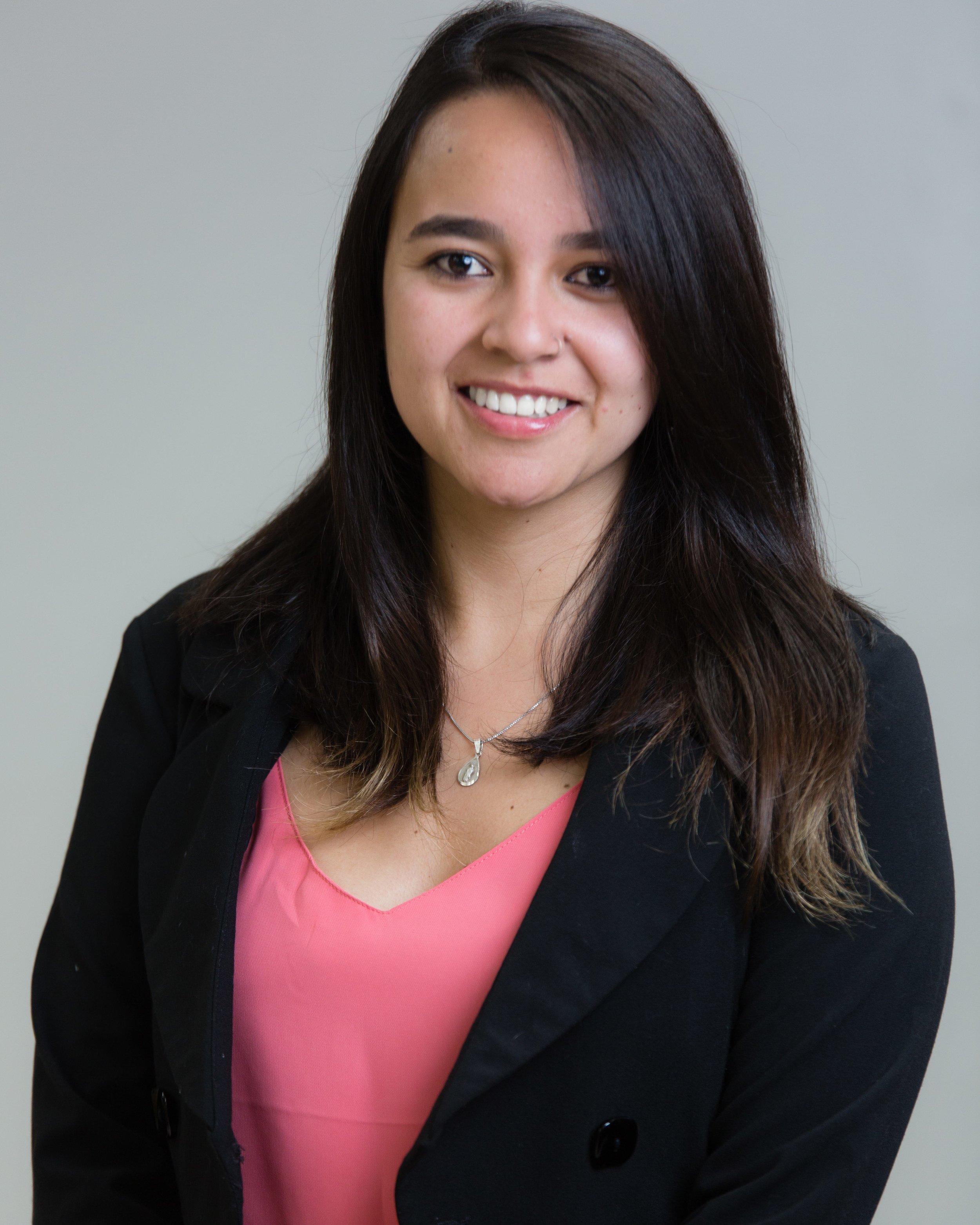 Angelica Barreto-Galvez - Graduate Student