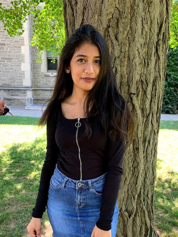 Kritika Sharma - Undergraduate Intern