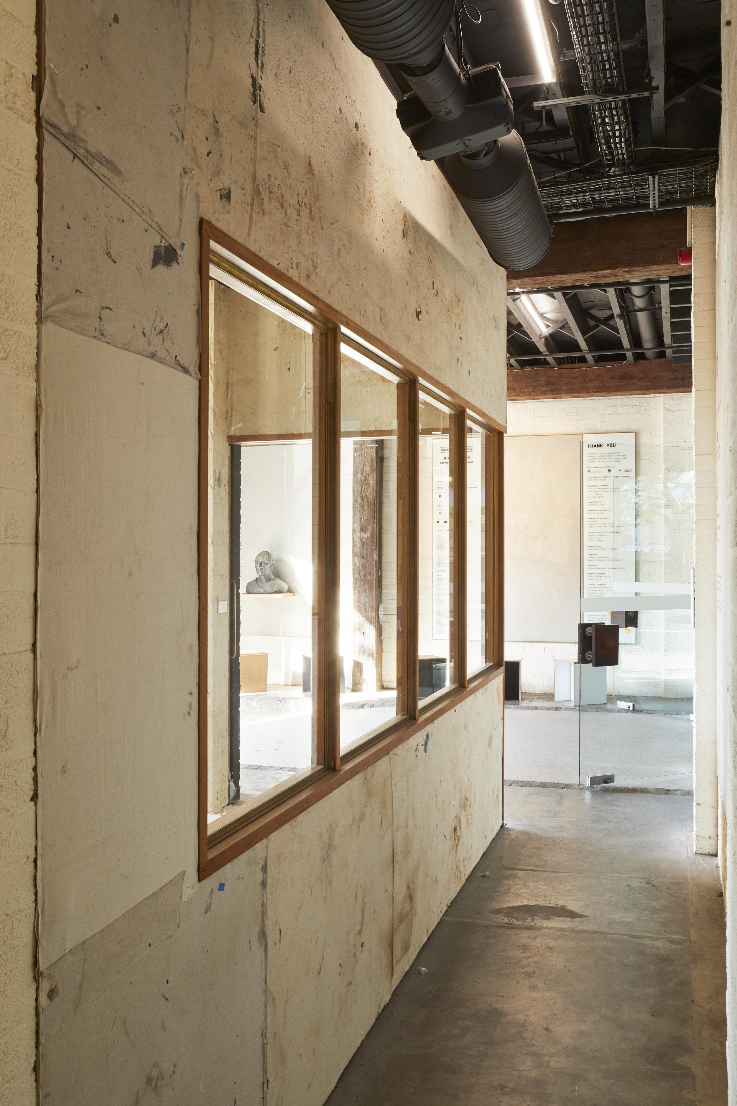 Personal Space , 2018, Ideas Platform, Artspace, Woolloomooloo, Sydney