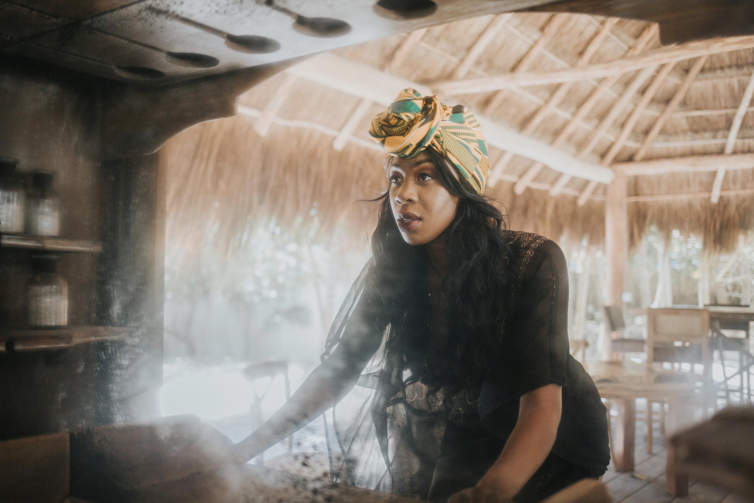 Photo shoot Tulum Riviera Maya Mexico