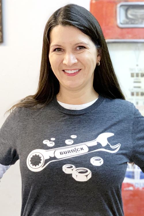 Cynthia Burdick - Co-Owner