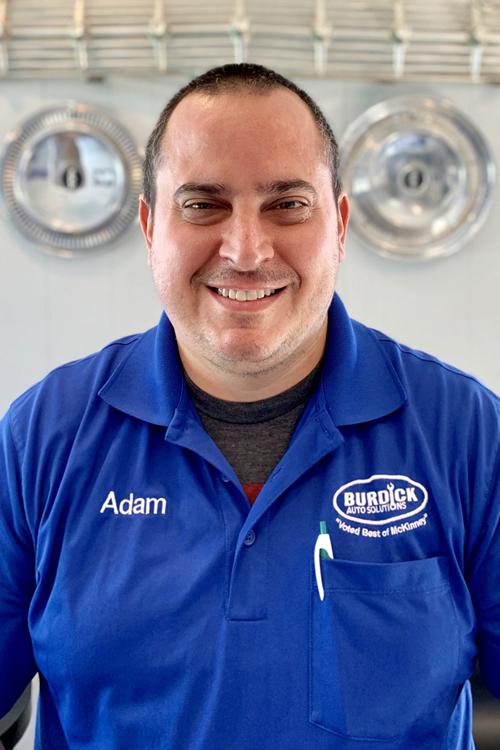 Adam Mathews - General Manager