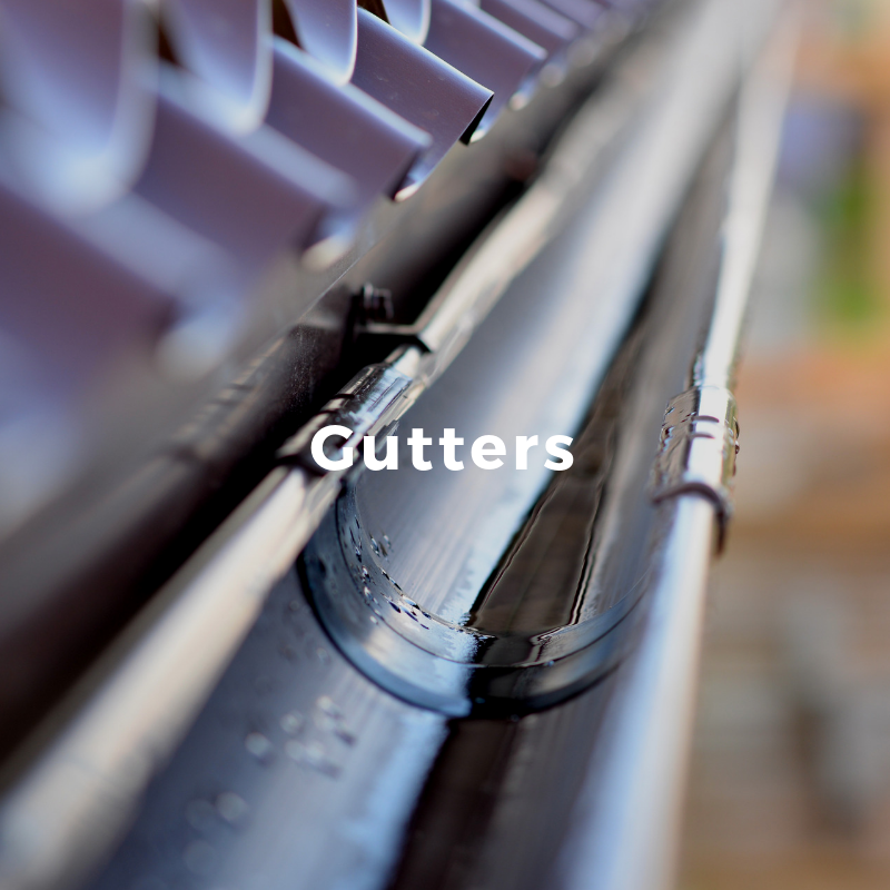 We clean gutters year round and offer our best rates when you group gutter cleaning with another service.   Learn More