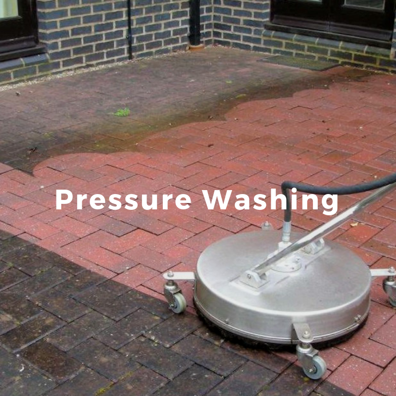 Using custom made machines, we can control water pressure to fit the specific needs of any flat surface.   Learn More