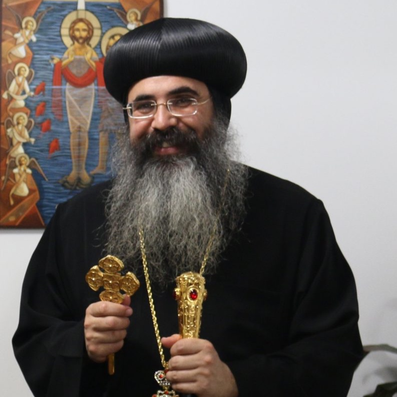 His Grace Bishop Kyrillos - Dean