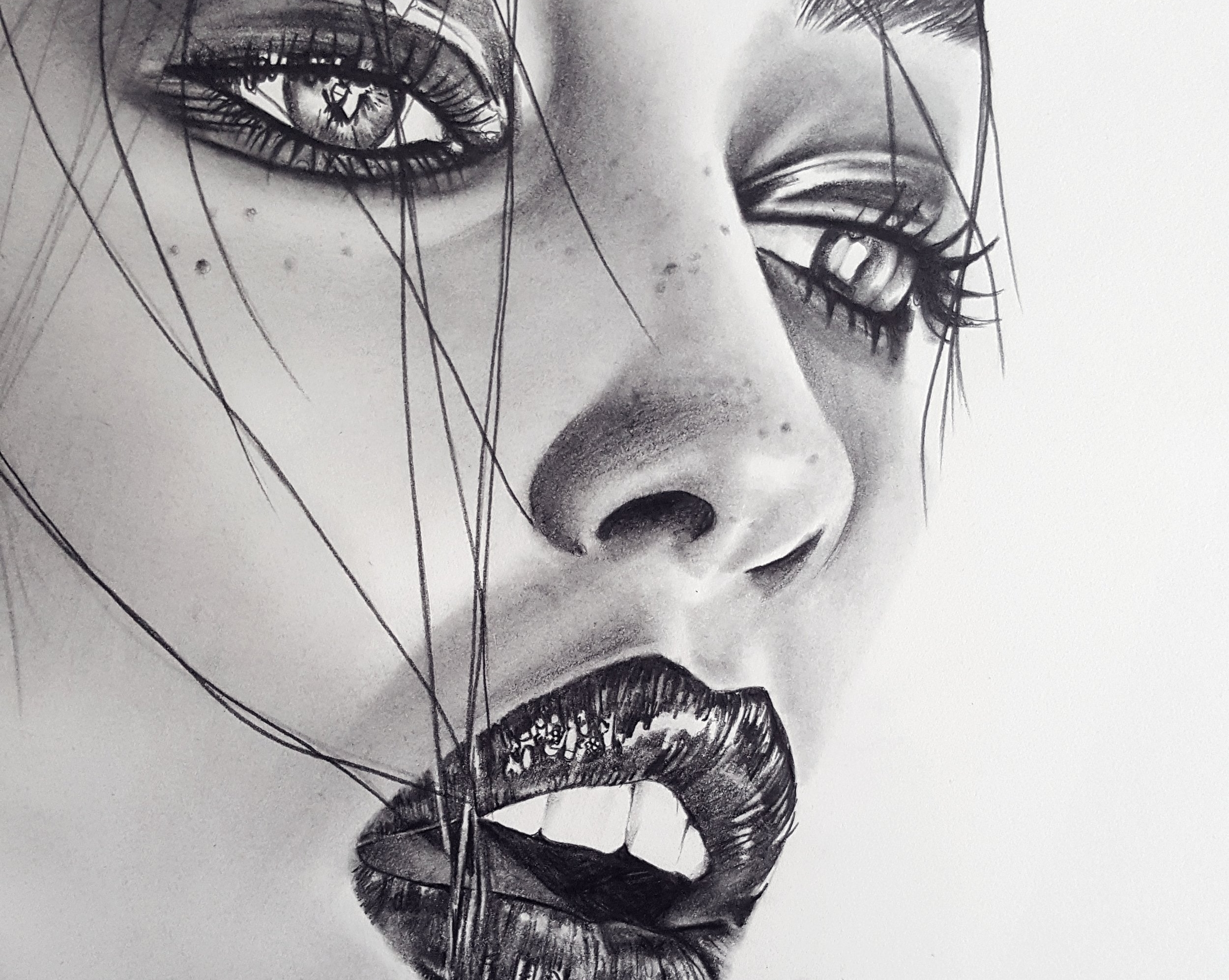 Portrait Illustration Drawing