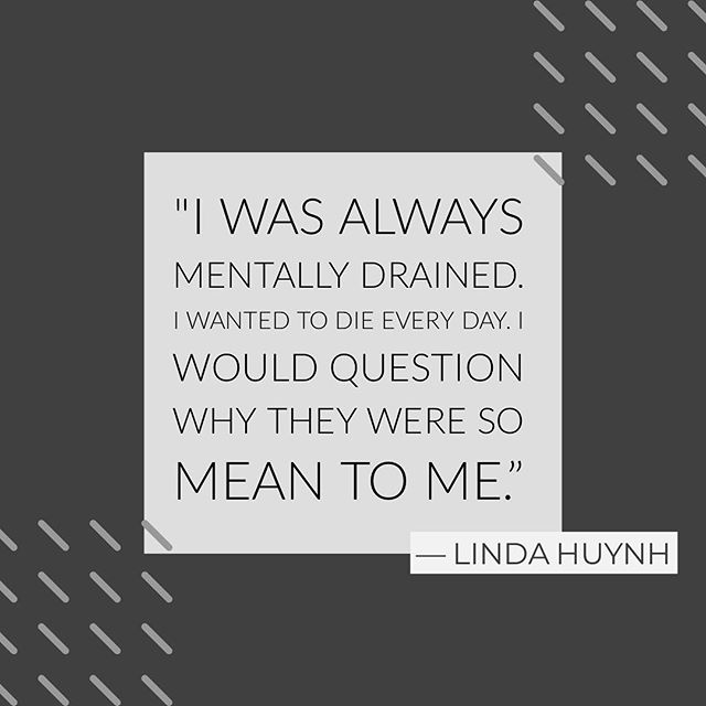 It's important to remember that everyone experiences stress and anxiety differently. · · · Linda's story helps to paint the picture of how one's body may react to isolating experiences. Her experience was likely amplified by her mental illness. Being in a foreign city and learning a new language was very isolating for her. · · · Read how she listened to her body and the steps she took to take care of her emotional, physical and mental health. Link in bio!