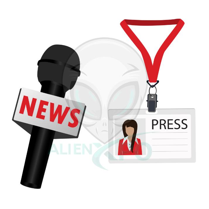 Media Pass Request — AlienXPO - Knoxville, TN