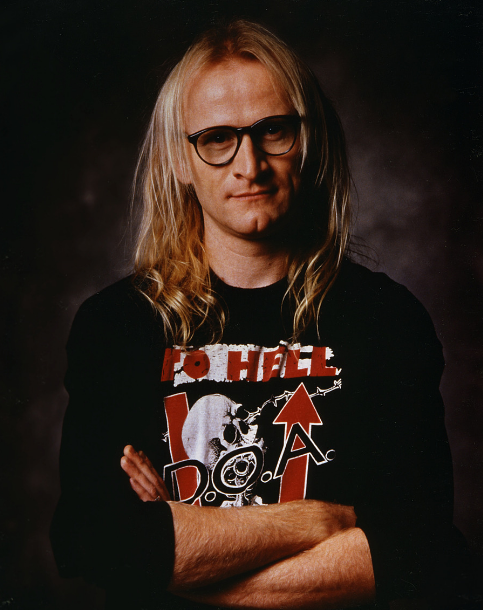 Dean Haglund coming to AlienXPO.