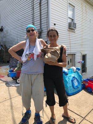 Street MOM's help folks obtain housing.
