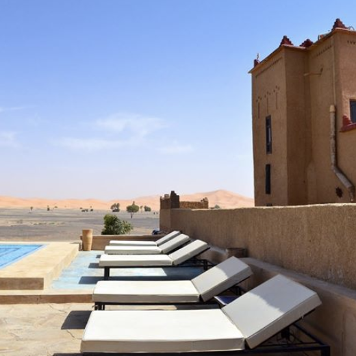 Moroccan itinerary