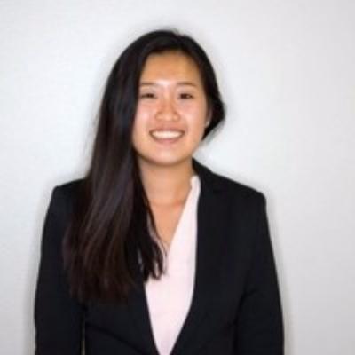 ANNIE WANG   Co-VP Marketing